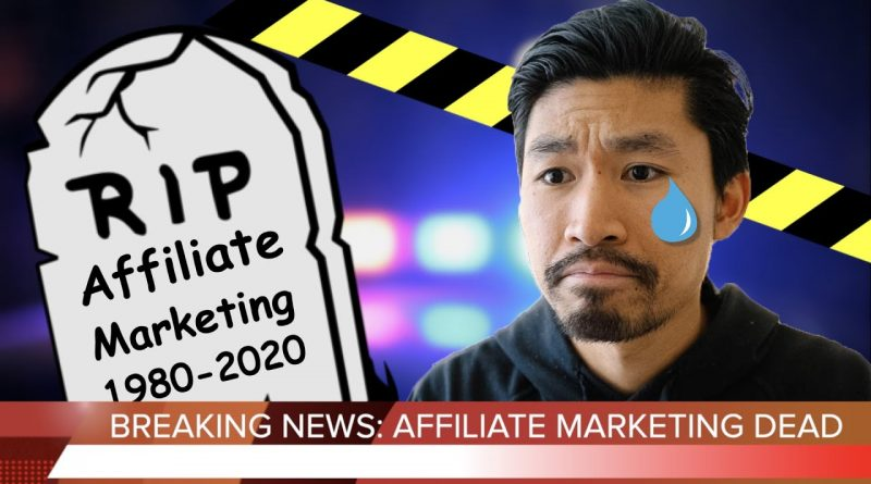 is Affiliate Marketing still worth it in 2020? Honest opinion...