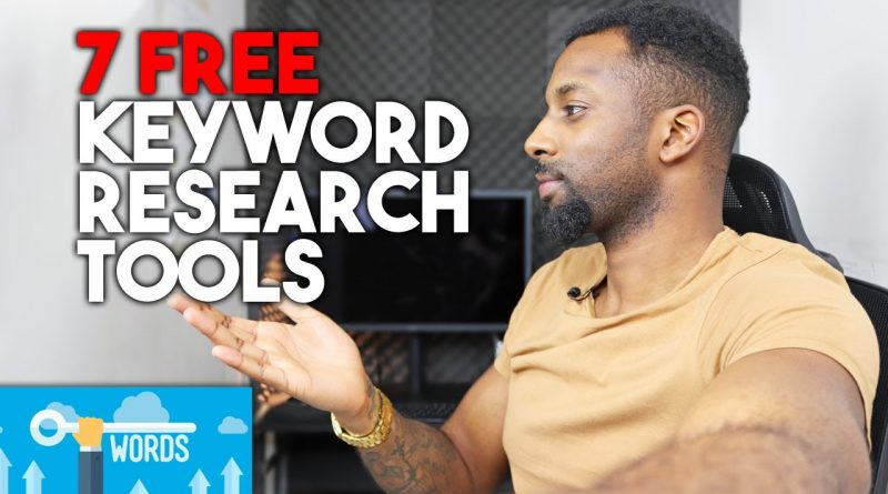 7 Best FREE Keyword Research TOOLS For SEO In 2020