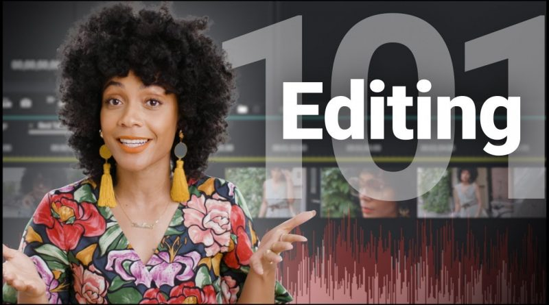 Total Beginner's Guide to Video Editing