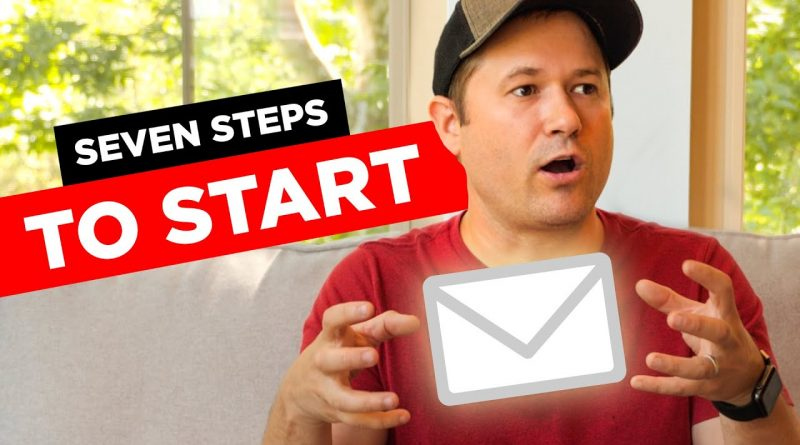 STOP WAITING To Start Your Email List!