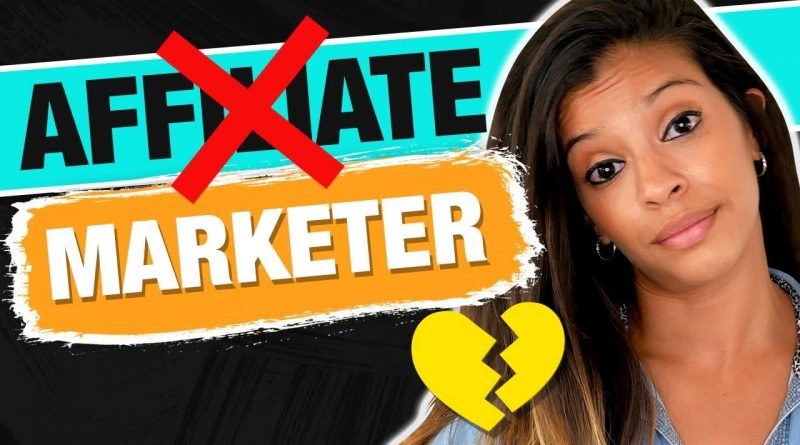 Why I Quit Affiliate Marketing - I'm Moving On | What's NEXT?