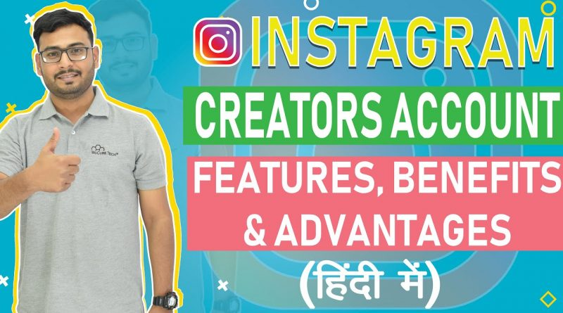 What is Instagram Creator Account? | How to get?| Benefits of Creator Account | ( in Hindi )