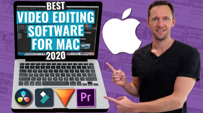 Best Video Editing Software for Mac - 2020 Review!