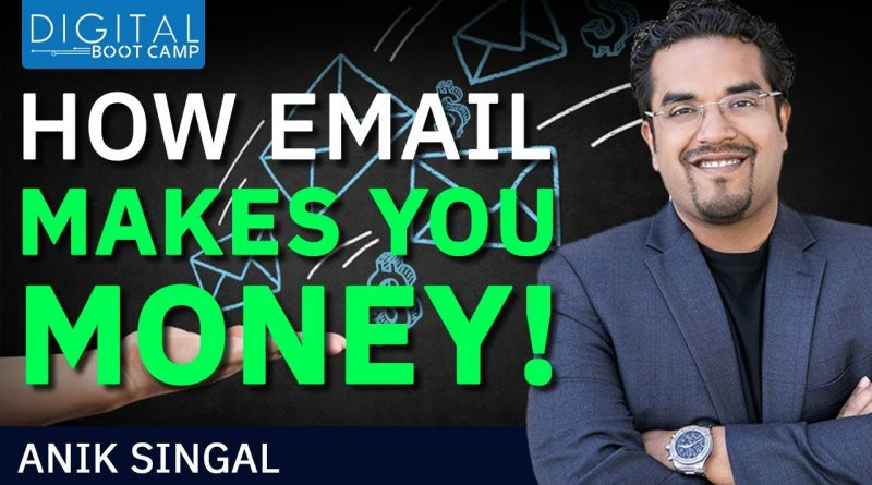 Learn How To Profit With Email Marketing! Funnel + Strategy + Tips!